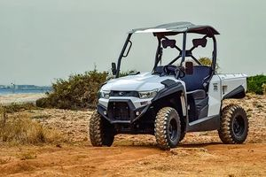 Off Road Buggy - 98072 types